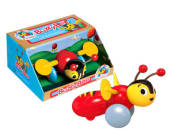 Buzzy Bee Pull-Along Toy Genuine Buzzy Bee