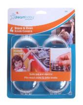 Dream Baby 4 pack Stove Knob Covers