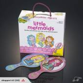 Chimp and Zee Little Mermaids Game