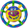 Tommee Tippee Wobble Bug Rattle