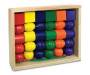 Melissa & Doug Lacing Beads - Classic Primary Colours